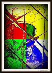 Vier-Teilung / Alle Rechte vorbehalten © AndiDroid ;-) (AndiDroid ;-)) Tags: andidroid foto photo art artwork abstrakt abstract abstractpainting artdigitalvirtualgallery paint painting drawing malen digitalart kreativepeople conceptual explore color colours colour couleurs eigenart ownart