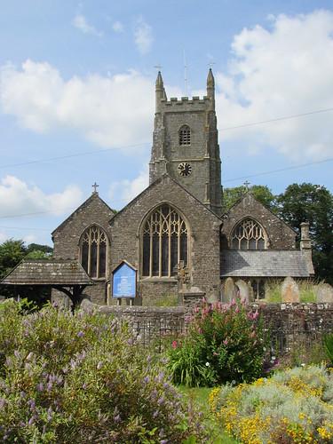 Chulmleigh: Church of St Mary Magdalen (Devon)