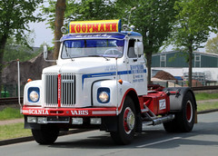 L111 (Schwanzus_Longus) Tags: bruchhausen vilsen german germany sweden swedish old classic vintage vehicle truck lorry semi trailer tractor scania vabis l111 l 111
