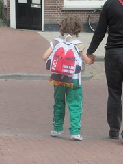 Little Rocket Man (Quetzalcoatl002) Tags: boy backpack rockets fuel children fashion