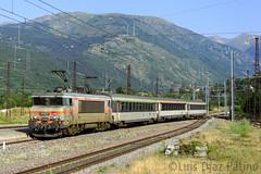 Intercités de Nuit (Diaz269) Tags: sncf bb7200 7200 7281 bb7281 nezcassé corail lunea intercites nuit intercitesdenuit paris austerlitz parisausterlitz la tour de carol enveitg latourdecarol latour latourdecarolenveitg parislatour parisausterlitzlatourdecarol b912tu a9c9ux b10c10ux tren train francia france europa europe luis díaz luisdíaz díaz269