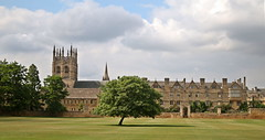 IMG_2270_v1 (ajfoster85) Tags: england uk architecture old cotswolds canon6d landscape oxford university tree grass