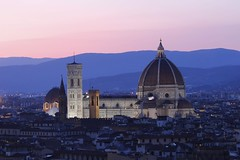 AG 27 Meravigliosa Firenze (angelicaguidotti) Tags: sunset sky colors florence firenze colori centro duomo italy tuscany unica