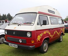 C463 NCM (Nivek.Old.Gold) Tags: 1985 volkswagen transporter camper 1600cc td t3