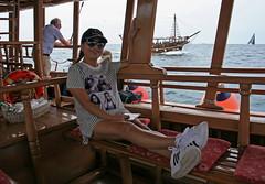 Heading North (Wolfgang Bazer) Tags: heading north lim canal limskikanal ausflugsboot excursion boat boats nordkurs quo vadis rovinj rovigno istrien istria kroatien croatia adria adriatic sea meer