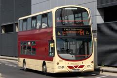 Volvo B7TL Wright Eclipse Gemini (DennisDartSLF) Tags: hull bus volvo b7tl wright eclipsegemini 698 eastyorkshire yx05eor