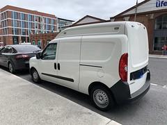 Irish Police Car - An Garda Siochana - Unmarked Vehicle (firehouse.ie) Tags: garda police van csi opel csu ags policia cops cop angardasiochana