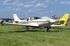 N195WV   Neico Lancair 320 [285-320-47] Oshkosh-Wittman Regional~N 30/07/2008 (raybarber2) Tags: 28532047 airportdata cn28532047 flickr kosh n195wv planebase raybarber single usacivil filed