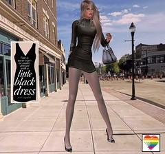 LBD (Brandy Madison) Tags: sissboom revelation kamiri legendaire exxess lbd littleblackdress sl secondlife sltransgendermodel slmodel slsexy slfashion slbeauty slfemmefatale slpretty slfeminine slgirls slwomen slhairstyles slhighheels sllgbt sltransgender transgender tgirl sltgirl lgbt sldiversity slgender slpride