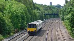 Northern Rail 150126 - Clay Cross North, Derbyshire (The Walsall Spotter) Tags: northernrail claycross north junction class150 sprinter dmu 150126 nottingham leeds diesel multipleunit britishrailways networkrail