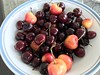 Farmstand cherries (TomChatt) Tags: food homecooking
