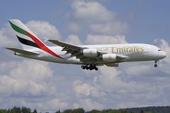Emirates Airbus A380-861; A6-EEI@ZRH;14.07.2019 (Aero Icarus) Tags: zrh zürichkloten zürichflughafen zurichairport lszh plane avion aircraft flugzeug
