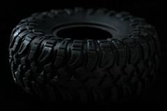 All Terrain (arbyreed) Tags: arbyreed close closeup tire allterraintire toytire modeltire ayvtire rc dark lowkey offroad