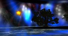 VeGeTaL PLaNeT (fin) (Osiris LeShelle) Tags: secondlife second life sim colors colours abundant vegetal planet beautiful bubble travel experience tree