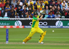 Steve Smith (Treflyn) Tags: mens icc cricket player summer australia steve smith hits out against sri lanka theoval oval 2019 world cup group stage match