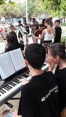 orquestra a la plaça (9)