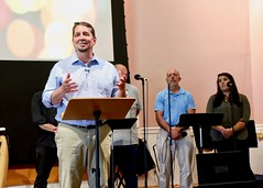 Worship Service with Pastor Don Beachy (7-14-2019) - Benediction (nomad7674) Tags: 2019 20190714 july beacon hill evangelical free church efca monroect monroe ct connecticut worship service sunday pastor don beachy benediction blessing closing hymn song psalm spiritual sing singer singers music musicians