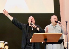 Worship Service with Pastor Don Beachy (7-14-2019) - Musical Worship (nomad7674) Tags: 2019 20190714 july beacon hill evangelical free church efca monroect monroe ct connecticut worship service sunday musical praise music musician musicians song sing singers singer singing hymn spiritual
