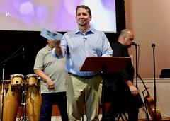 Worship Service with Pastor Don Beachy (7-14-2019) - Announcements (nomad7674) Tags: 2019 20190714 july beacon hill evangelical free church efca monroect monroe ct connecticut worship service sunday announcements pastor don beachy bulletin