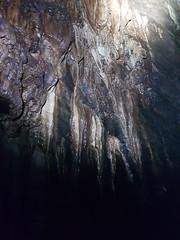 Limestone deposits in Caithness caves. (Shandchem) Tags: limestone calcium cabonate hydrogen carbonate bicarbonate latheronwheel dunbeath