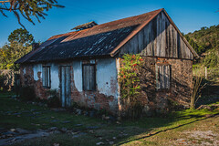 Casa colonial alemã (Claudio Arriens) Tags: casa riograndedosul brasil canoneos40d rural canonefs24mmf28stm