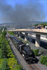 Endion (Missabe Road) Tags: dmir 332 steam 280 endion nssr 28