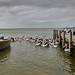 Expectations defined (austr07) Tags: southaustralia milang d850 pcenikkor24mmf35ded pelican fisherman boat jetty lakealexandrina pod podofpelicans