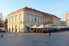Slavonski Brod, Croatia (russ david) Tags: slavonski brod slavonian boat korzo croatia balkans hrvatska november 2018 republic republika architecture square travel
