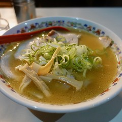 ラーメン Ramen ¥850 (Takashi H) Tags: ramen noodles food japan fukui 日本 福井県 ラーメン 屋台 stallstand