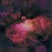 M16 Nebulosa del águila (Eagle nebula) - Banda estrecha (narrow band) - HaOIIISII (HOS) (Alfredo Beltrán) Tags: