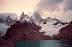 (castles of forrestry) Tags: canonef film portra expired longexposure argentina patagonia dusk