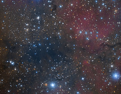 SL 4 nebula near Vela (Simon__W) Tags: space universetoday universe nebula astrophotography astro