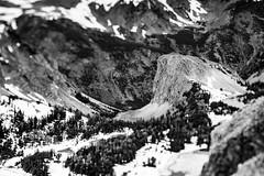 Beartooth Basin (yorgasor) Tags: tiltshift landscape hasselblad araxfoto sony beartooth mountain snow