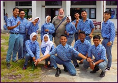 Cirebon Java Students 20190328_104158 DSCN4235 (CanadaGood) Tags: people color colour indonesia person java asia seasia westjava indonesian asean cirebon javanese 2019 canadagood thisdecade school university