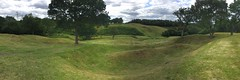 Photo of Roughcastle Roman fort