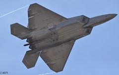 57th Wing Lockheed-Martin F-22A Raptor 04-4071 (Wing attack Plan R) Tags: f22a 044071 lockheedmartin raptor 57thwing watailcode usaf