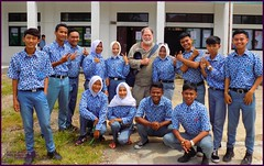 Cirebon Java Students 20190328_104135 DSCN4234 (CanadaGood) Tags: people color colour indonesia person java asia seasia westjava indonesian asean cirebon javanese 2019 canadagood thisdecade school university