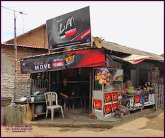 Cirebon L.A. Bold Java 20190328_103723 DSCN4228 (CanadaGood) Tags: people color colour building indonesia person java asia seasia westjava indonesian asean cirebon javanese 2019 canadagood thisdecade sign advertising cigarette tobacco