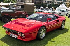 Ferrari 288 GTO (Hunter J. G. Frim Photography) Tags: supercar london concours ferrari 288 gto red rosso corsa v12 manual italian carbon coupe turbo ferrari288gto