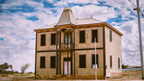 Masonic Lodge in Cue, Western Australia