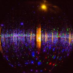 You Who are Getting Obliterated in the Dancing Swarm of Fireflies (Thomas Hawk) Tags: america arizona phoenix phoenixartmuseum us usa unitedstates unitedstatesofamerica yayoikusama youwhoaregettingobliteratedinthedancingswarmoffireflie artmuseum youwhoaregettingobliteratedinthedancingswarmoffireflies fav10 fav25 fav50 fav100