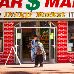 Dollar Market (Thomas Hawk) Tags: america bayarea california dollarmarket marketst marketstreet sf sfbayarea sanfrancisco usa unitedstates unitedstatesofamerica fav10