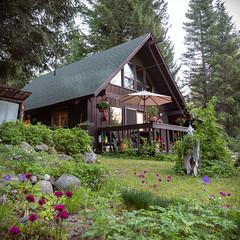 Day 609 | The Little Big House (JL2.8) Tags: mccall idaho unitedstatesofamerica garden house family love childhood canon 6dmk2 project365 365 photochallenge day609