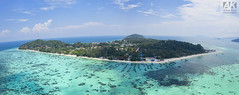 the Whole island of Koh Lipi (All About Light!) Tags: thailand islands aerial drobne dronephotography fromabove landscapes travel