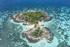 Tiny Islands (All About Light!) Tags: thailand islands aerial drobne dronephotography fromabove landscapes travel