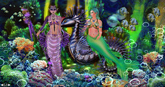 Siren Song (Lucius Starfall (Starfall Studios)) Tags: mermaid naga fantasy fashion underthesea sea ocean maitreya gaea gaeg dk bento blog blogging
