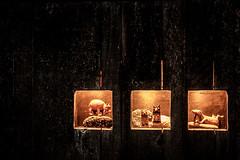 湯田温泉 #4ーYuda Onsen Hot Spring #4 (kurumaebi) Tags: street night alley fujifilm yamaguchi 路地 夜 山口市 富士フイルム フジフイルム 湯田温泉 xt20