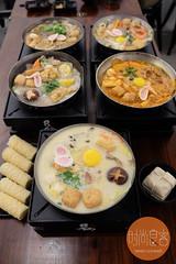 1人1鍋料 (trendygourmet) Tags: steamboat hotpot taiwan taiwanese meat set sauce sripetaling kl kualalumpur