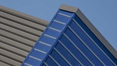 (jfre81) Tags: chicago avondale california avenue roscoe city urban minimalist abstract geometric blue diagonal lines james fremont photography jfre81 canon rebel xs eos