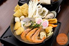 原味海鮮豬肉鍋 (trendygourmet) Tags: steamboat hotpot taiwan taiwanese meat set sauce sripetaling kl kualalumpur